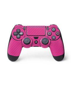 Pink Carbon Fiber PS4 Pro/Slim Controller Skin