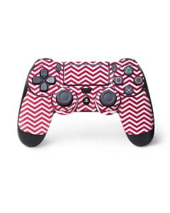Pink Chevron PS4 Pro/Slim Controller Skin