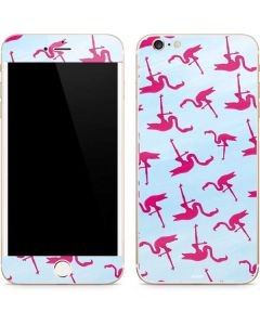 Pink Flamingos iPhone 6/6s Plus Skin