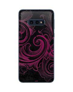 Pink Flourish Galaxy S10e Skin