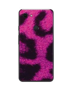 Pink Leopard Spots Google Pixel 3 XL Skin