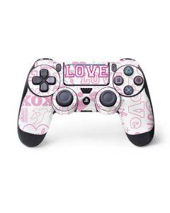Pink Lover PS4 Pro/Slim Controller Skin