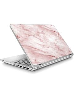 Pink Marble ENVY x360 15t-w200 Touch Convertible Laptop Skin