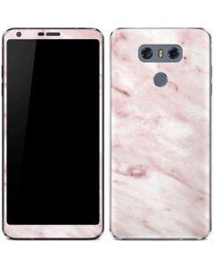 Pink Marble LG G6 Skin