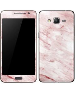 Pink Marble Galaxy Grand Prime Skin