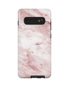 Pink Marble Galaxy S10 Plus Pro Case