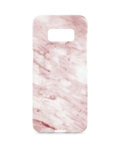 Pink Marble Galaxy S8 Plus Lite Case