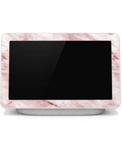 Pink Marble Google Home Hub Skin