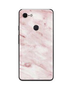 Pink Marble Google Pixel 3 XL Skin