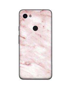 Pink Marble Google Pixel 3a Skin