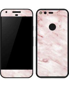 Pink Marble Google Pixel Skin