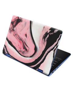 Pink Marble Ink Aspire R11 11.6in Skin
