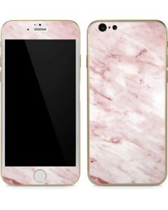 Pink Marble iPhone 6/6s Skin