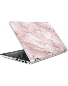 Pink Marble HP Pavilion Skin