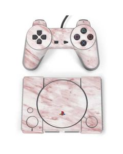 Pink Marble PlayStation Classic Bundle Skin