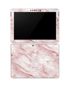 Pink Marble Surface Go Skin