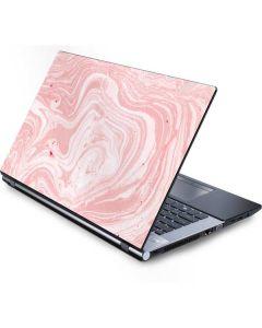 Pink Marbling Generic Laptop Skin