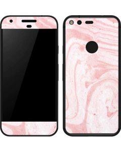 Pink Marbling Google Pixel Skin