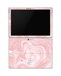 Pink Marbling Surface Pro 6 Skin