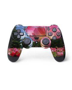 Pink Poppy Petals PS4 Pro/Slim Controller Skin