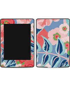 Pink Spring Flowers Amazon Kindle Skin