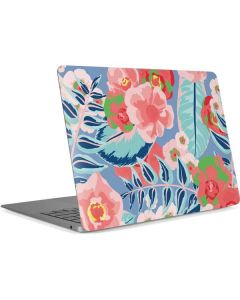 Pink Spring Flowers Apple MacBook Air Skin