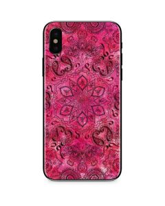 Pink Zen iPhone XS Max Skin