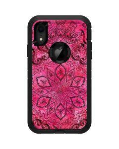 Pink Zen Otterbox Defender iPhone Skin