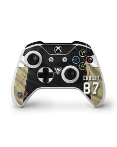 Pittsburgh Penguins #87 Sidney Crosby Xbox One S Controller Skin