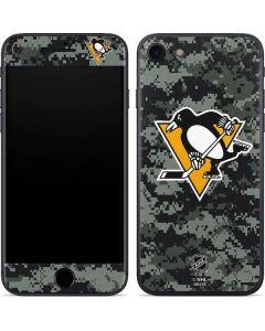 Pittsburgh Penguins Camo iPhone 7 Skin