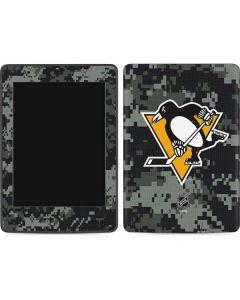Pittsburgh Penguins Camo Amazon Kindle Skin
