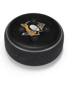 Pittsburgh Penguins Distressed Amazon Echo Dot Skin
