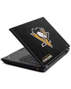 Pittsburgh Penguins Distressed Lenovo T420 Skin