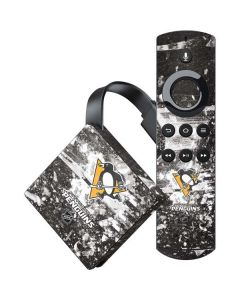 Pittsburgh Penguins Frozen Amazon Fire TV Skin