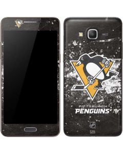 Pittsburgh Penguins Frozen Galaxy Grand Prime Skin
