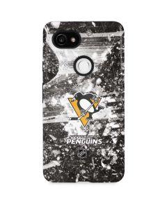 Pittsburgh Penguins Frozen Google Pixel 2 XL Pro Case