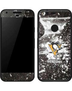 Pittsburgh Penguins Frozen Google Pixel Skin