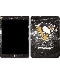 Pittsburgh Penguins Frozen Apple iPad Skin