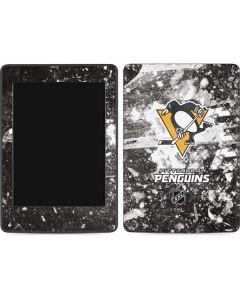 Pittsburgh Penguins Frozen Amazon Kindle Skin