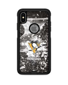 Pittsburgh Penguins Frozen Otterbox Commuter iPhone Skin