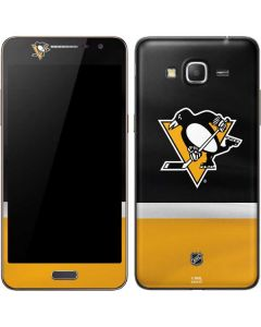 Pittsburgh Penguins Jersey Galaxy Grand Prime Skin