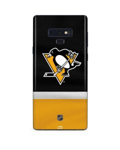 Pittsburgh Penguins Jersey Galaxy Note 9 Skin