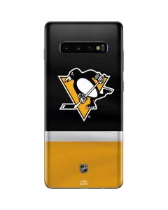 Pittsburgh Penguins Jersey Galaxy S10 Plus Skin