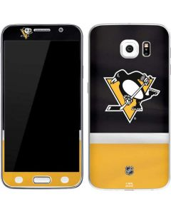 Pittsburgh Penguins Jersey Galaxy S6 Skin