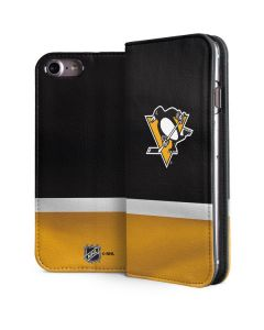 Pittsburgh Penguins Jersey iPhone 8 Folio Case