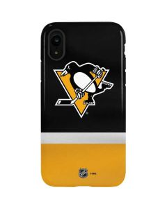 Pittsburgh Penguins Jersey iPhone XR Pro Case