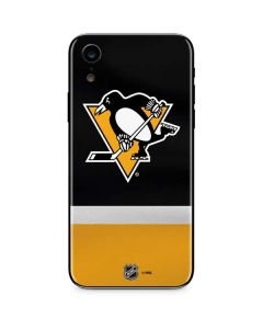 Pittsburgh Penguins Jersey iPhone XR Skin