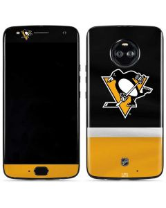 Pittsburgh Penguins Jersey Moto X4 Skin