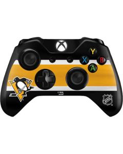 Pittsburgh Penguins Jersey Xbox One Controller Skin