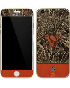 Pittsburgh Penguins Realtree Max-5 Camo iPhone 6/6s Skin
